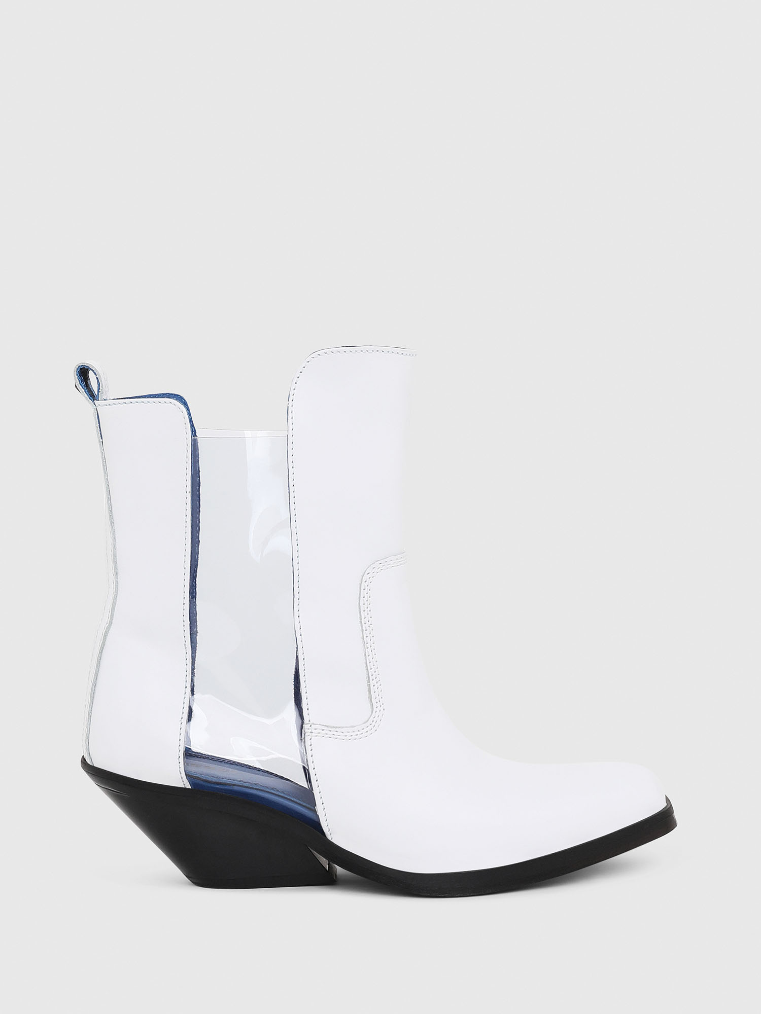 Diesel Ankle Boots P0299 - White - 36